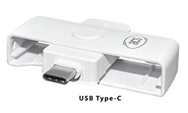 ACR-39U-NF USB type C CAC Reader