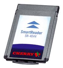 SR-4044 PCMCIA Smart Card reader